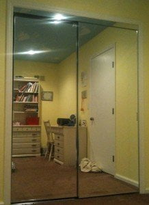 Chicago Bypass Closet Doors Installation