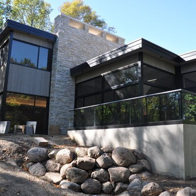 Architectural Glass Projects
