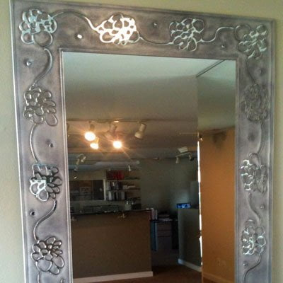 CUSTOM MIRROR ART