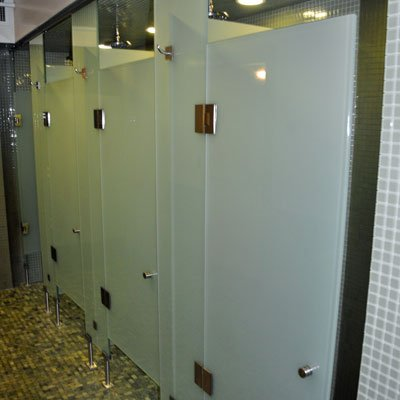 Health Club Shower & Toilet Partitions