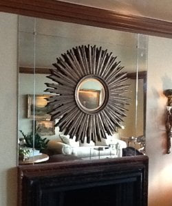Chicago Wall Mirror Installation
