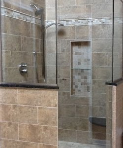 Deerfield Glass Shower Door Enclosures