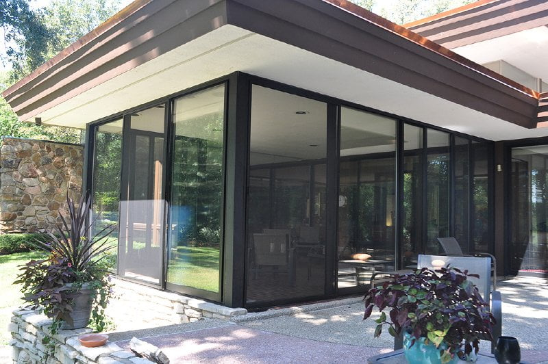Exterior Glass Doors