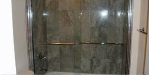 glass shower doors in Mundelein