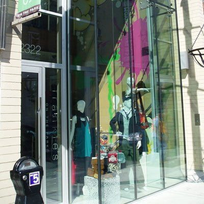 Retail Store Front & Glass