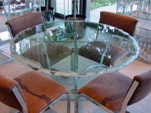 Chicago Heavy Glass Table Top